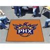 FANMATS NBA - Phoenix Suns Tailgater Rug 5'x6'