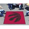 FANMATS NBA - Toronto Raptors Tailgater Rug 5'x6'