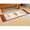 "FANMATS Arizona State Basketball Court Runner 30""x72"""