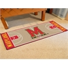 "FANMATS Maryland Basketball Court Runner 30""x72"""