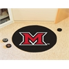 FANMATS Miami University Puck Mat