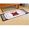 "FANMATS Miami University Rink Runner 30""x72"""