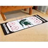 "FANMATS Michigan State Rink Runner 30""x72"""