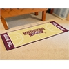 "FANMATS Mississippi State Basketball Court Runner 30""x72"""