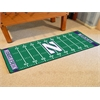 "FANMATS Northwestern University Runner 30""x72"""