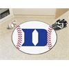 """FANMATS Duke """"D"""" Baseball Mat 27"""" diameter"""
