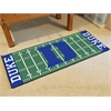 "FANMATS Duke ""D"" Football Field Runner 20.5""x32.5"""