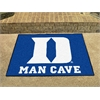 "FANMATS Duke ""D"" Man Cave All-Star Mat 33.75""x42.5"""