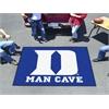 "FANMATS Duke ""D"" Man Cave Tailgater Rug 5'x6'"