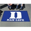 "FANMATS Duke ""D"" Man Cave UltiMat Rug 5'x8'"