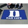 "FANMATS Duke ""D"" Man Cave UltiMat Rug 5'x8'"