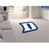 """FANMATS Duke """"D"""" Mascot Mat"""
