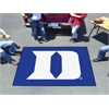 """FANMATS Duke """"D"""" Tailgater Rug 5'x6'"""