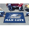 FANMATS Georgia Southern Man Cave Tailgater Rug 5'x6'