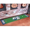FANMATS Georgia Southern Putting Green Mat