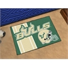 "FANMATS South Florida Uniform Inspired Starter Rug 19""x30"""