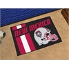 """FANMATS New Mexico Uniform Inspired Starter Rug 19""""x30"""""""