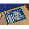 "FANMATS Old Dominion Uniform Inspired Starter Rug 19""x30"""