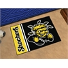 "FANMATS Wichita State Uniform Inspired Starter Rug 19""x30"""