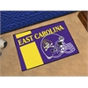 "FANMATS East Carolina Uniform Inspired Starter Rug 19""x30"""