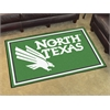 FANMATS North Texas Rug 4'x6'