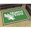 FANMATS North Texas Rug 5'x8'
