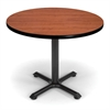 OFM 36 Round Multi-Purpose Table, Cherry