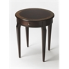 Archer Café Nouveau Side Table, Cherry Nouveau