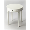 Archer Cottage White Side Table, Cottage White