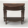Halifax Plantation Cherry Console Table, Plantation Cherry