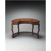 Faux Leather Desk, Heritage