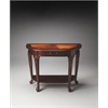 Butler Kimball Plantation Cherry Console Table, Plantation Cherry