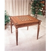 Vincent Antique Cherry Multi-Game Card Table, Antique Cherry