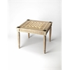 Butler Vincent Driftwood Multi-Game Card Table, Driftwood