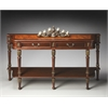 Butler Merrion Plantation Cherry Console Table, Butler Hallmark