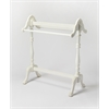 Joanna Cottage White Blanket Stand, Cottage White