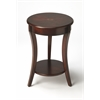 BUTLER Accent Table, Plantation Cherry
