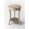 Holden Driftwood Accent Table, Driftwood