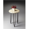 Metal Accent Table, Metalworks