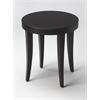 Seton Black Licorice Bunching Table, Black Licorice