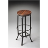 Butler Abbott Industrial Chic Bar Stool, Metalworks