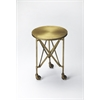 BUTLER Accent Table, Industrial Chic