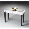 Emerson Mirrored Console Table, Mirror