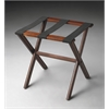 Anthony Plantation Cherry Luggage Rack, Plantation Cherry