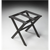 Anthony Black Licorice Luggage Rack, Black Licorice