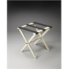 Anthony Cottage White Luggage Rack, Cottage White