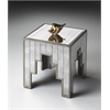 Willis Mirrored Side Table, Mirror