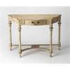 Morency Driftwood Console Table, Driftwood