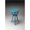 Dalton Teal Accent Table, Teal