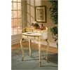 Damosel Tuscan Cream Hand Painted Ladies Writing Desk, Tuscan Cream Hand Painted